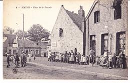 MAING /Place De La Bascule - France