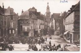 Sarlat- Le Marché - Sarlat La Caneda