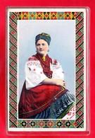UKRAINE-CPA TYPE UKRAINIENNE - Ukraine