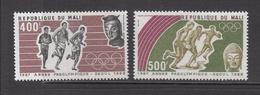 1987 Mali Olympics Seoul Complete Set Of 2 MNH - Mali (1959-...)