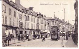 AMIENS / (somme) -la Rue De Beauvais - Amiens