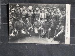 Z24 - 14 Juillet Paris En 1916 - Nos Alliés - Guerre 1914-18