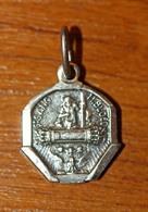 """Pendentif Médaille Religieuse """"Saint Sang De Bruges / Brugge"""" Religious Medal - Religion & Esotérisme"""