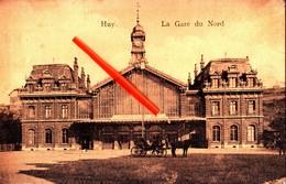 HUY - La Gare Du Nord (Sépia) - Hoei