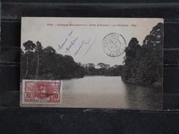 Z23 - Afrique Occidentale Cote D'Ivoire - La Riviere Bia - Oblitérée De Rufisque 1913 - Côte-d'Ivoire