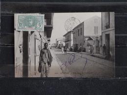 Z23 - Senegal - Une Rue De Rufisque - 1911 - Sénégal