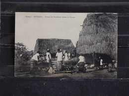 Z23 - Senegal -  Rufisque - Femme De Tirailleurs Faisant La Cuisine Femmes - Sénégal