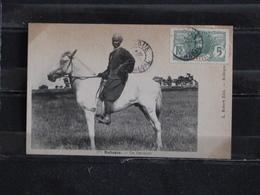 Z23 - Senegal -  Rufisque - Un Cavalier - Sénégal