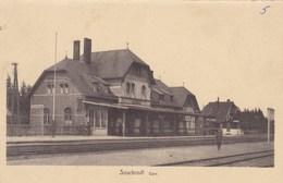 Sourbrodt, Gare (pk49078) - Elsenborn (Kamp)