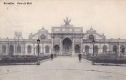 Bruxelles, Gare Du Midi (pk49081) - Spoorwegen, Stations