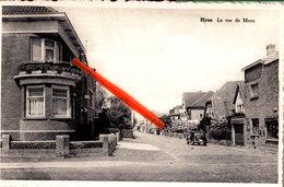 HYON - La Rue De Mons - Mons