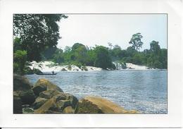 CPM  Cameroun   Au Sud De Kribi  Les Chutes De La Lobé - Cameroon