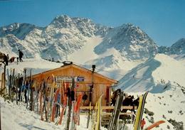 TRIESENBERG Ski Restaurant Sessellift Malbun - Liechtenstein