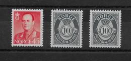 Timbre N° 353 De 1950 Et N°383 De 1958 ** TTBE - Katanga