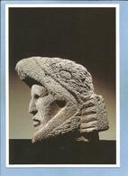 Ville Mexico Museo Nacional De Antropologia 2 Scans Tête De Guerrier-aigle Culture Aztèque Postclassique Tardif - Mexique
