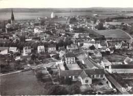 45 - BEAUNE LA ROLANDE : Vue Panoramique - CPSM Dentelée Noir Blanc Grand Format - Loiret - Beaune-la-Rolande