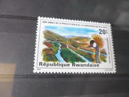 RWANDA YVERT N°966 ** - Rwanda