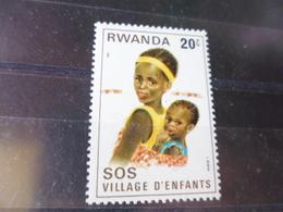 RWANDA YVERT N°984* - Rwanda