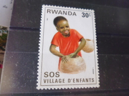 RWANDA YVERT N°985** - Rwanda