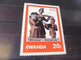 RWANDA YVERT N°992 ** - Rwanda