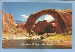 Rainbow Bridge National Monument (Utah) On Lake Powell (Arizona-Utah) 2 Scans - Etats-Unis