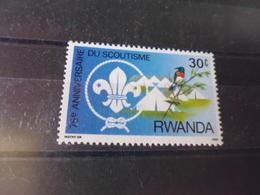 RWANDA YVERT N°1082 ** - Rwanda