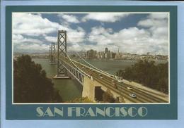 San Francisco (California) Oakland Bay Bridge 2 Scans 02-06-1989 - San Francisco