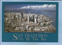 San Francisco (California) City By The Bay 2 Scans View By Plane - San Francisco