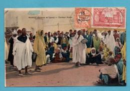 Maroc Scanes Et Types Conteur Arabe - Maroc