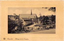 BRUXELLES - Abbaye De La Cambre - Monumenten, Gebouwen