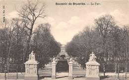 BRUXELLES - Le Parc - Forests, Parks