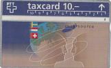 SWITZERLAND(L&G) - Unisource, CN : 403D, Used - Switzerland