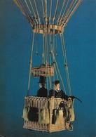 Maquette D'une Nacelle De Ballon Poste (2 Scans) - Postal Services