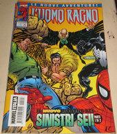 L`UOMO RAGNO 297 N. 25 - Spider-Man