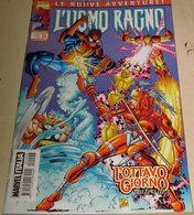 L`UOMO RAGNO 296 N. 24 - Spider Man