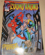 L`UOMO RAGNO 280 N. 8 - Spider Man