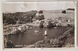BODINNICK - Cornwall - Ferry Fowey   Vg - England