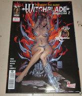 WITCHBLADE MAGAZINE N. 2 - Super Eroi