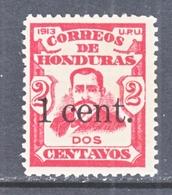 HONDURAS   162    * - Honduras
