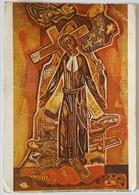 OIRSCHOT - Kapel Van De Paters Montfortanen - Apostel Van Het Kruis (1953) - Jaap Min - The Netherlands  Nv - Pays-Bas
