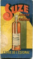 PUBLICITE(SUZE) CALENDRIER 1939 - Calendriers