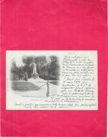TOUL - 54 - CPA DOS SIMPLE -  Monument 1870 - ROUIL** - - Toul