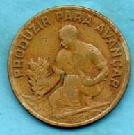 (r65)  CAP VERT  2,5 Escudos 1977 FAO  Km#18 - Cape Verde