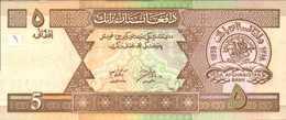 AFGHANISTAN 5 AFGHANIS De 2002 Pick 66  UNC/NEUF - Afghanistan