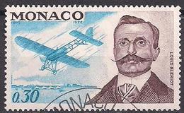 Monaco  (1972)  Mi.Nr.  1057  Gest. / Used  (9ba08) - Gebraucht