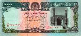 AFGHANISTAN 10000 AFGHANIS De 1991 Pick 63  UNC/NEUF - Afghanistan