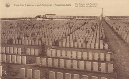 Tyne Cot Cemetery And Memorial, Passendale, Passchendale (pk49097) - Langemark-Poelkapelle