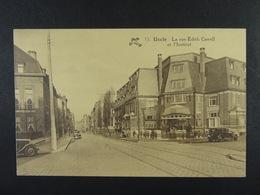 Uccle La Rue Edith Cavell Et L'Institut - Ukkel - Uccle