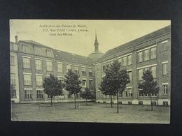 Uccle Institution Des Dames De Marie Cour Des élèves - Ukkel - Uccle