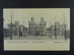 Bruxelles-Saint-Gilles Prison Cellulaire - St-Gillis - St-Gilles